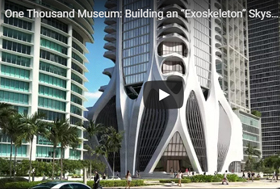 View the 1000 Museum, Miami, Video